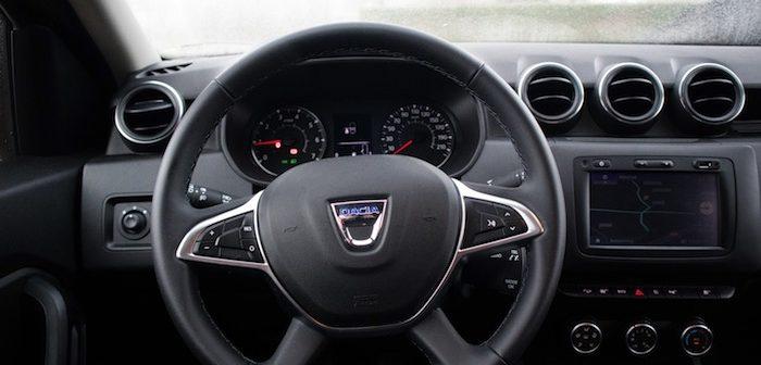 Dacia Duster Driving-Dutchman autotest rijtest 2018