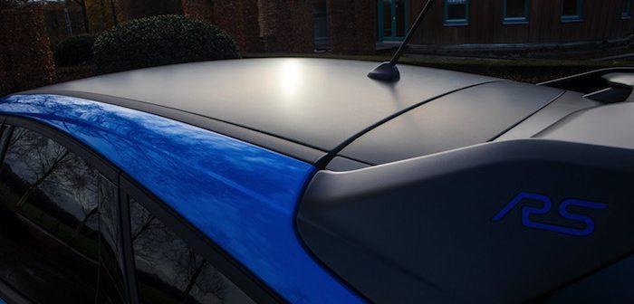 Ford Focus RS Driving-Dutchman autotest rijtest performance