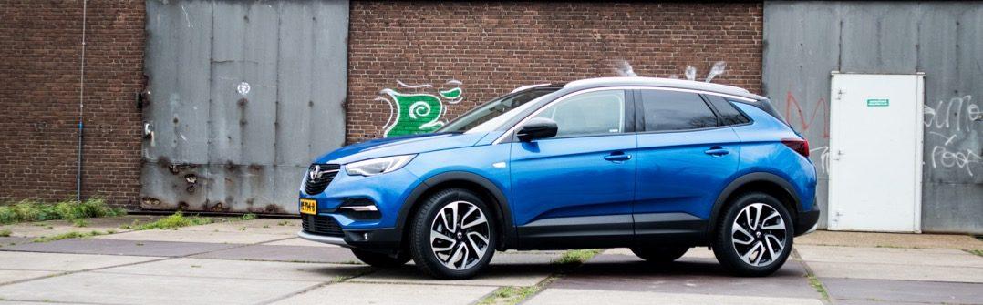 Opel Grandland Driving-Dutchman rijtest autotest