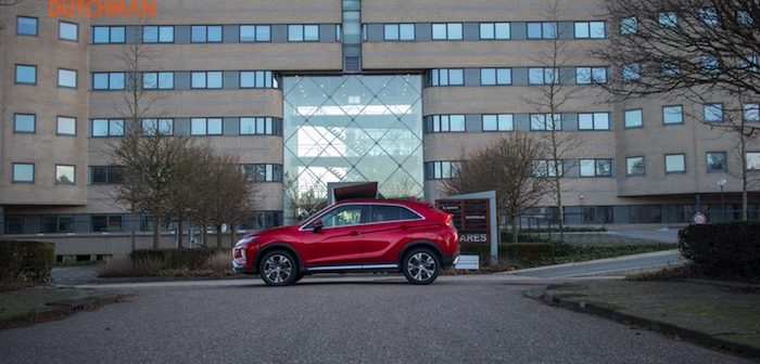 Rijtest Mitsubishi Eclipse Cross Driving-Dutchman autotest