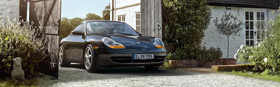 Porsche Ode Aan De 996 Front Driving Dutchman