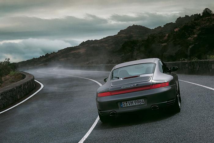 Porsche Ode Aan De 996 Jongensdroom Achterzijde Driving Dutchman