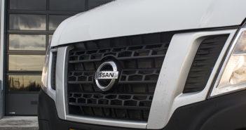 Rijtest Nissan NV400