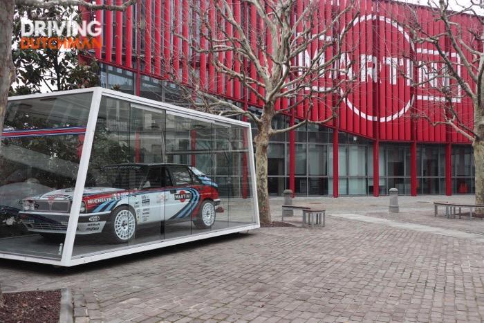 Fiat Tipo 30 jaar Driving-Dutchman