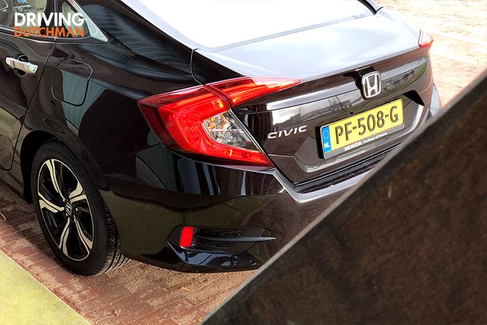 Rijtest Honda Civic 1.5 i-VTEC Turbo Executive