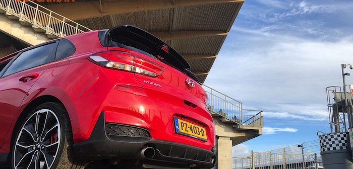 Autotest rijtest Hyundai i30N boodschappenwagen Driving-Dutchman