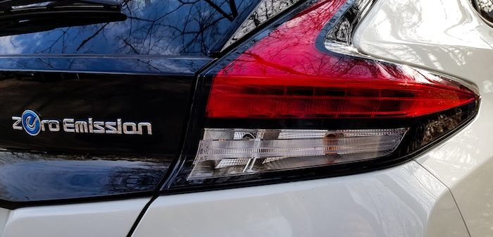 Nissan Leaf autotest rijtest Driving-Dutchman review autoreview
