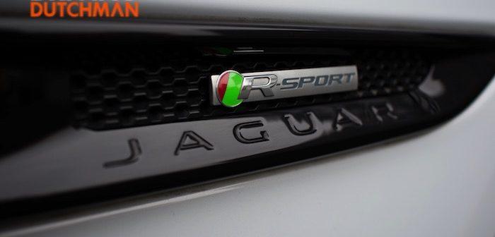 Rijtest Jaguar XF Sportbrake 25d AWD R-Sport Autotest Driving-Dutchman