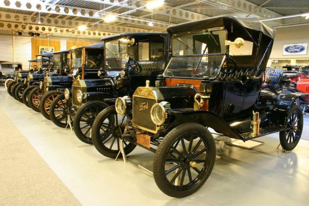 Unieke collectie vooroorlogse Fords onder de hamer 1