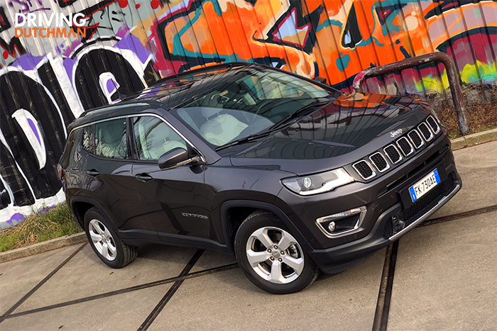 Rijtest Jeep Compass 1.6 Multijet Limited