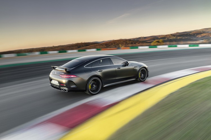 Mercedes-AMG GT 4-Door Coupé 1