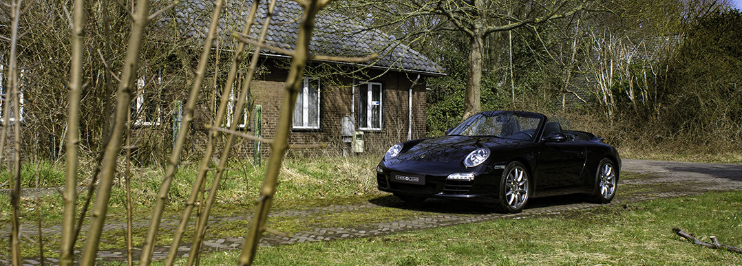 Porsche 911 cabrio in 5 punten 1