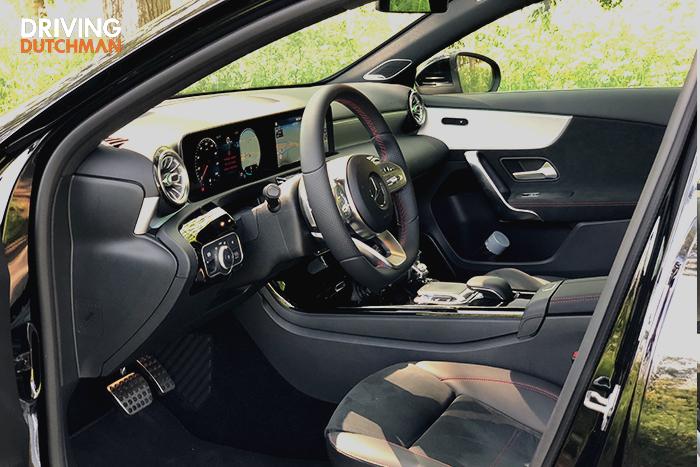 De nieuwe Mercedes-Benz A-klasse