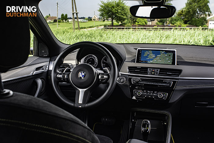 Rijtest BMW X2