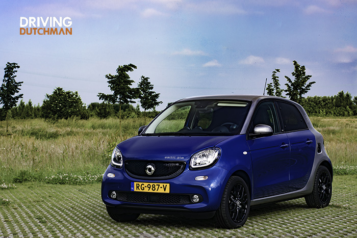 smart electric drive rijtest 1