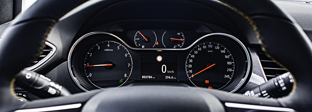 Rijtest Opel Crossland X 1